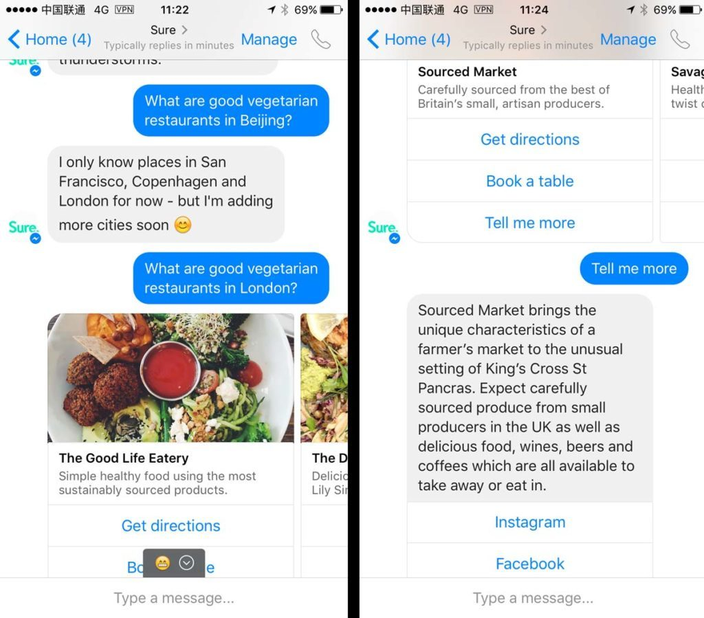 WeChat Bot Examples