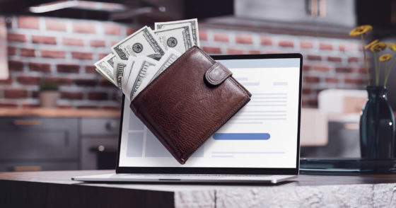 10 ways to make money with a website